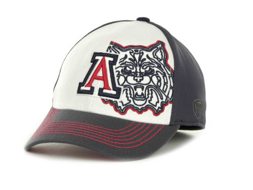 Arizona Wildcats Top of the World NCAA Blizzard Cap Hats