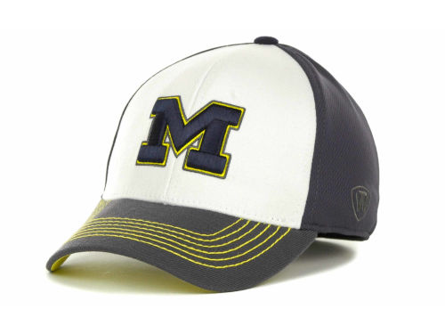 Michigan Wolverines Top of the World NCAA Blizzard Cap Hats
