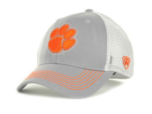 Clemson Tigers Top of the World NCAA Good Day Cap Hats