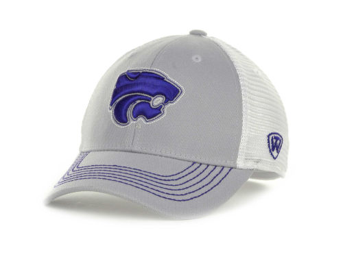 Kansas State Wildcats Top of the World NCAA Good Day Cap Hats