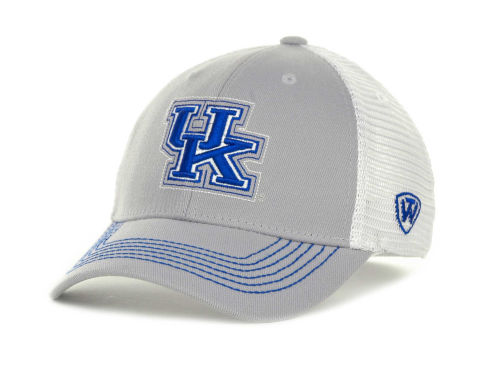 Kentucky Wildcats Top of the World NCAA Good Day Cap Hats