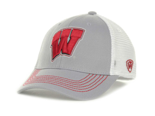 Wisconsin Badgers Top of the World NCAA Good Day Cap Hats