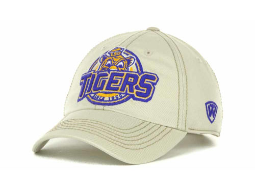 LSU Tigers Top of the World NCAA Cargo Cap Hats