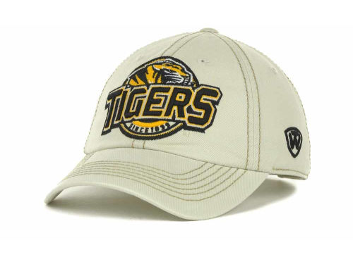 Missouri Tigers Top of the World NCAA Cargo Cap Hats
