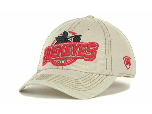 Ohio State Buckeyes Top of the World NCAA Cargo Cap Hats