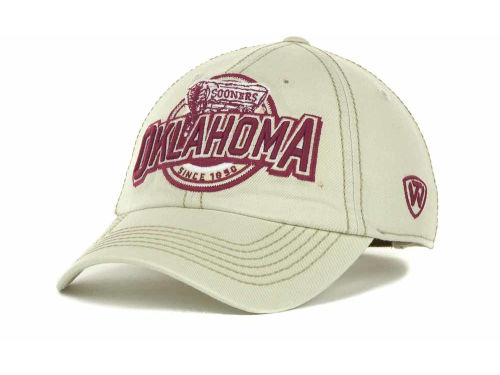 Oklahoma Sooners Top of the World NCAA Cargo Cap Hats