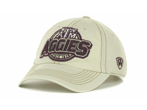 Texas A&M Aggies Top of the World NCAA Cargo Cap Hats