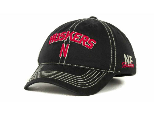 Nebraska Cornhuskers Top of the World NCAA Simplicity Cap Hats