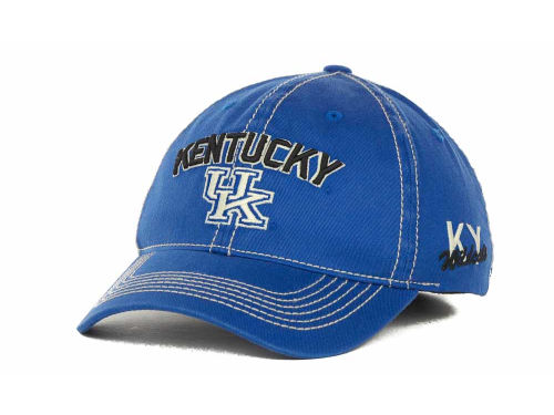 Kentucky Wildcats Top of the World NCAA Simplicity Cap Hats