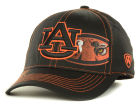 Auburn Tigers Top of the World NCAA Hidden Dip Cap Stretch Fitted Hats