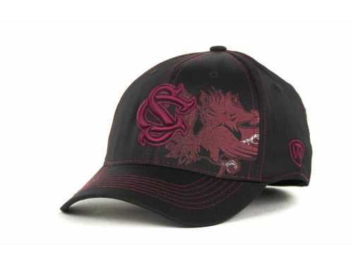 South Carolina Gamecocks Top of the World NCAA Hidden Dip Cap Hats