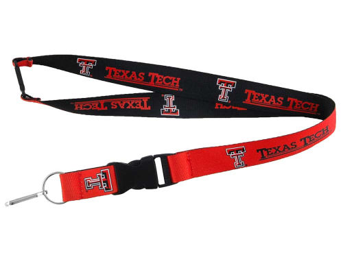 Texas Tech Red Raiders Reversable Lanyard Aminco