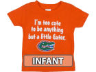 Florida Gators NCAA Infant Orange Cute T-Shirt T-Shirts