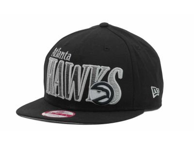Milwaukee Bucks NBA Hardwood Classics Court Lines 9FIFTY Cap Hats