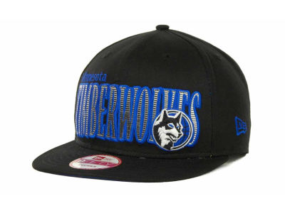 Minnesota Timberwolves NBA Hardwood Classics Court Lines 9FIFTY Cap Hats