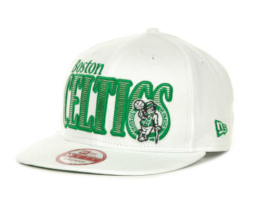 Boston Celtics NBA Hardwood Classics Court Lines 9FIFTY Cap Hats
