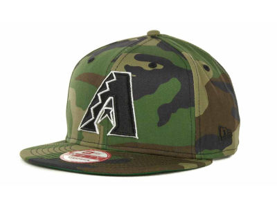 Arizona Diamondbacks MLB Camoback Strapback 9FIFTY Cap Hats