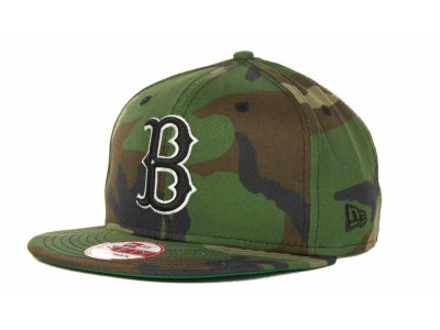 Brooklyn Dodgers MLB Camoback Strapback 9FIFTY Cap Hats