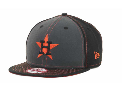Houston Astros New Era MLB StrapInPop Strapback 9FIFTY Cap Hats