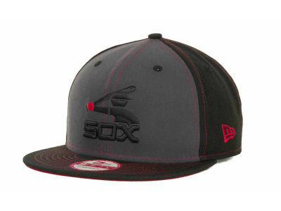 Chicago White Sox MLB StrapInPop Strapback 9FIFTY Cap Hats
