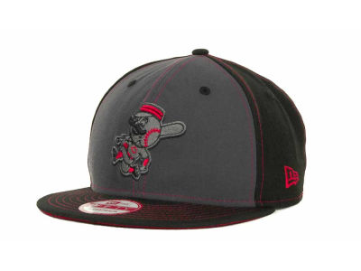 Cincinnati Reds MLB StrapInPop Strapback 9FIFTY Cap Hats