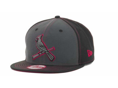 St. Louis Cardinals MLB StrapInPop Strapback 9FIFTY Cap Hats