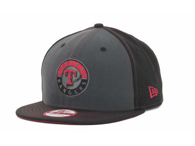 Texas Rangers MLB StrapInPop Strapback 9FIFTY Cap Hats