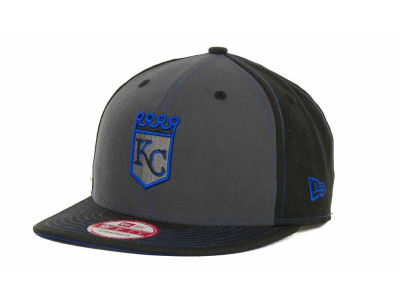 Kansas City Royals MLB StrapInPop Strapback 9FIFTY Cap Hats