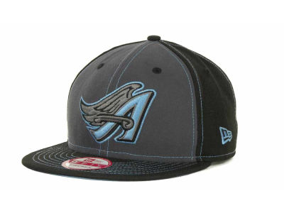 Los Angeles Angels of Anaheim MLB StrapInPop Strapback 9FIFTY Cap Hats