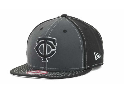 Minnesota Twins MLB StrapInPop Strapback 9FIFTY Cap Hats