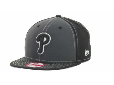 Philadelphia Phillies MLB StrapInPop Strapback 9FIFTY Cap Hats