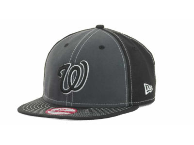 Washington Nationals MLB StrapInPop Strapback 9FIFTY Cap Hats