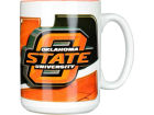 Oklahoma State Cowboys 15oz. Two Tone Mug Kitchen & Bar