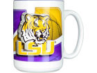 LSU Tigers 15oz. Two Tone Mug Kitchen & Bar