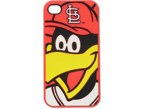 St. Louis Cardinals IPhone 4 Case Silicone Logo