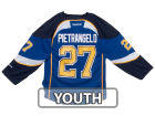 St. Louis Blues Chris Stewart Reebok NHL Youth Replica Jersey Jerseys