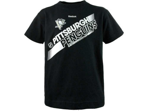 Pittsburgh Penguins Outerstuff NHL Toddler Pro Slant T-Shirt