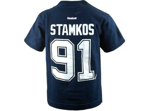 Tampa Bay Lightning Steven Stamkos Outerstuff NHL Toddler Player T-Shirt