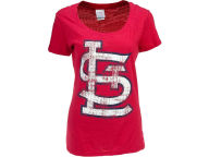 5th and Ocean MLB Missy Slub Scoop T-Shirt T-Shirts