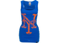 5th and Ocean MLB Womens Distressed Rib Tank Tanks