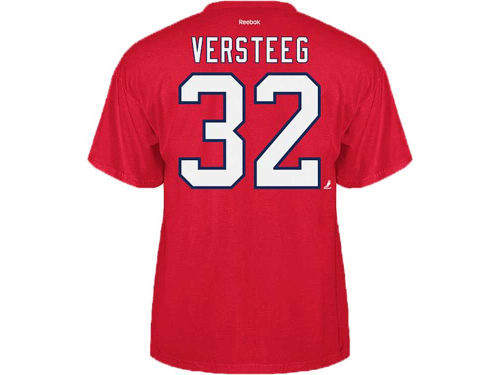 Florida Panthers Kris Versteeg Reebok NHL Kids Player T-Shirt