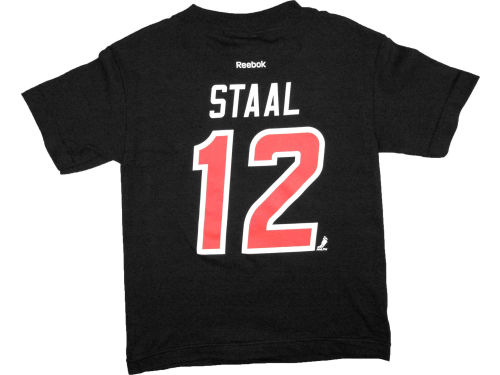Carolina Hurricanes Eric Staal Reebok NHL Kids Player T-Shirt