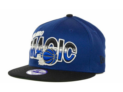 Orlando Magic NBA Youth Hardwood Classics Split Line 9FIFTY Cap Hats