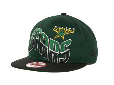 Dallas Stars NHL Ice Wave Snapback 9FIFTY Cap Hats
