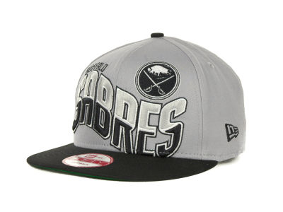 Buffalo Sabres NHL Ice Wave Snapback 9FIFTY Cap Hats