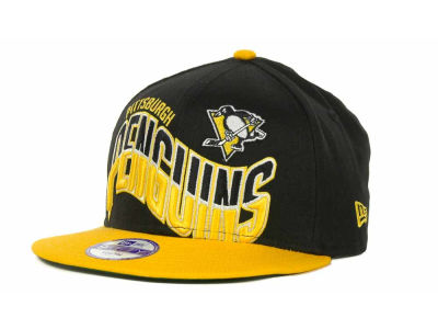 Pittsburgh Penguins NHL Youth Ice Wave Snapback 9FIFTY Cap Hats