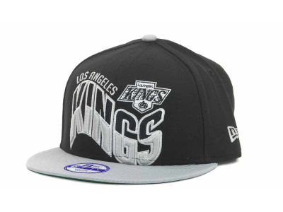 Los Angeles Kings NHL Youth Ice Wave Snapback 9FIFTY Cap Hats