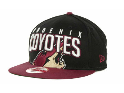 Phoenix Coyotes NHL Major Snapback 9FIFTY Cap Hats