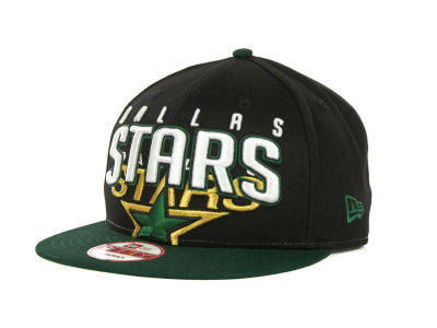 Dallas Stars NHL Major Snapback 9FIFTY Cap Hats