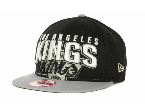Los Angeles Kings New Era NHL Major Snapback 9FIFTY Cap Hats